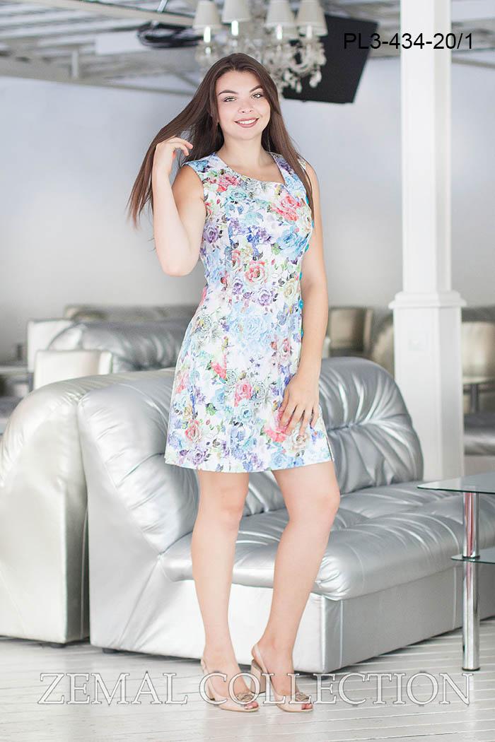 Платье PL3-434