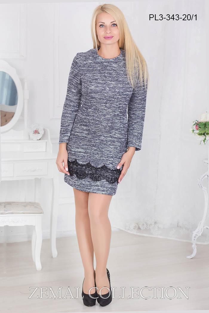 Платье PL3-343