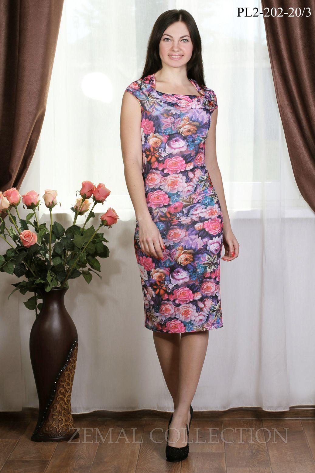 Платье PL2-202