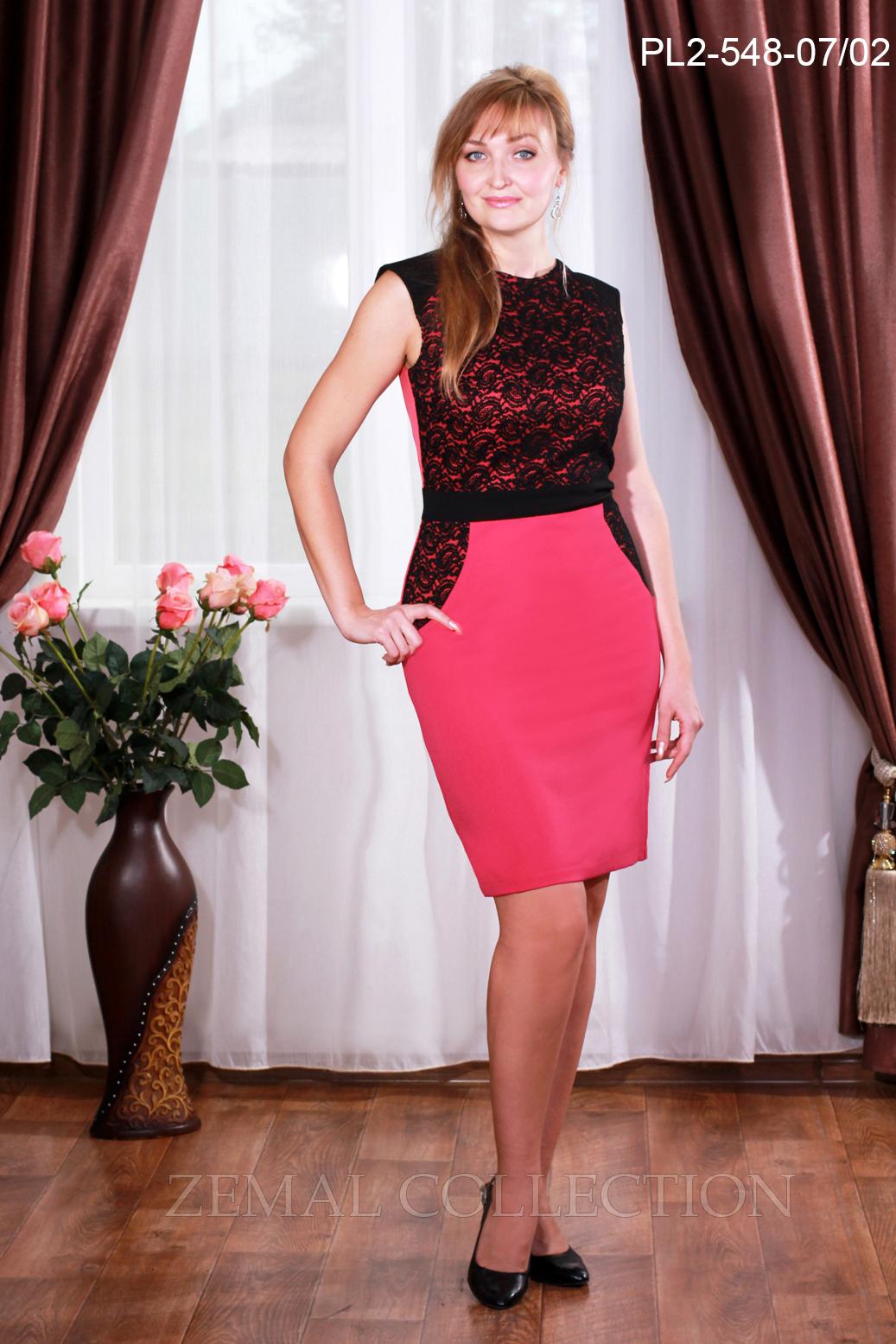 Платье PL2-548