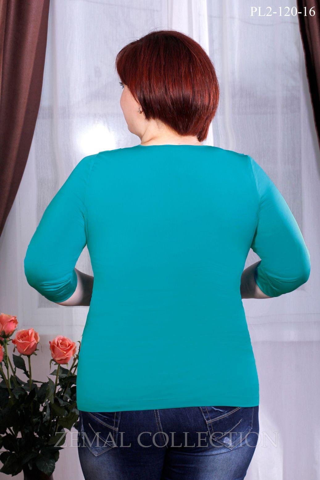 Купить женский джемпер большого размера