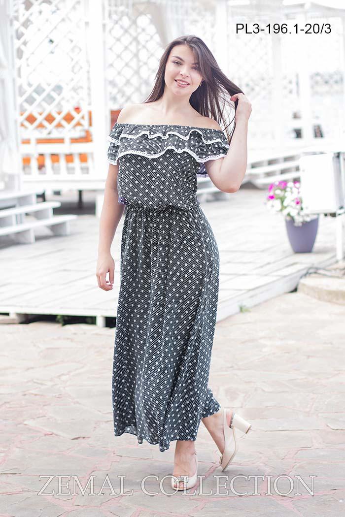 Платье PL3-196.1