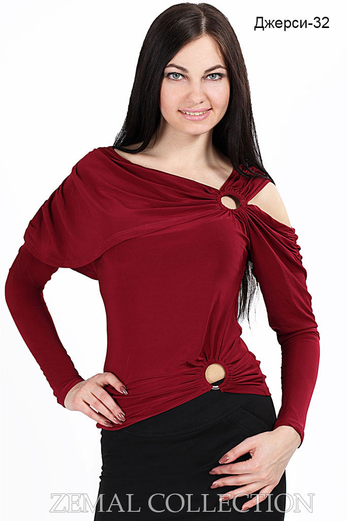 Блуза Джерси