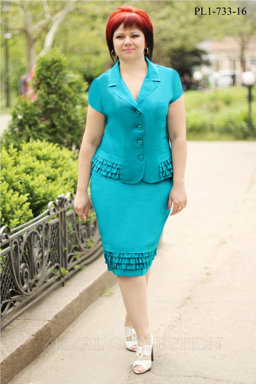 Женские костюмы больших размеров купить с доставкой