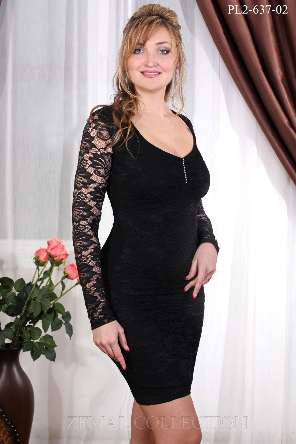 Платье PL2-637