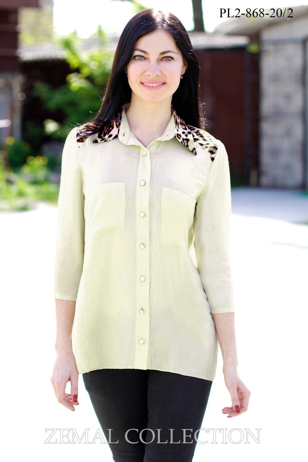 Купить Женские Блузки От Производителя