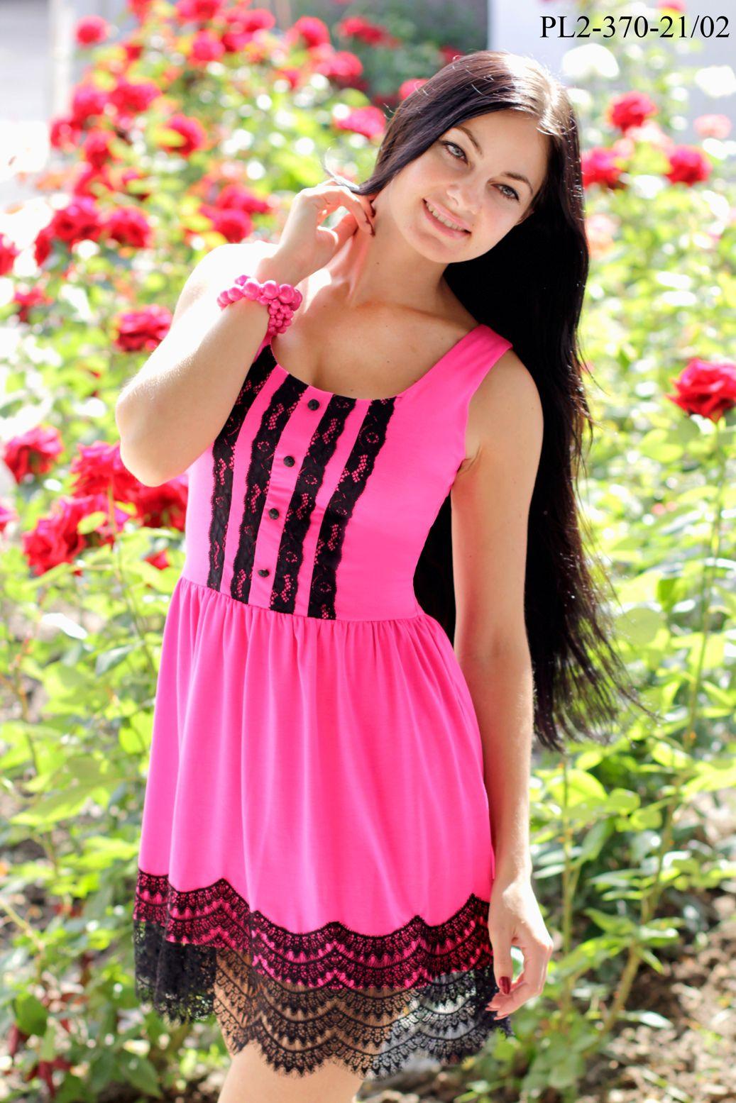 Платье PL2-370
