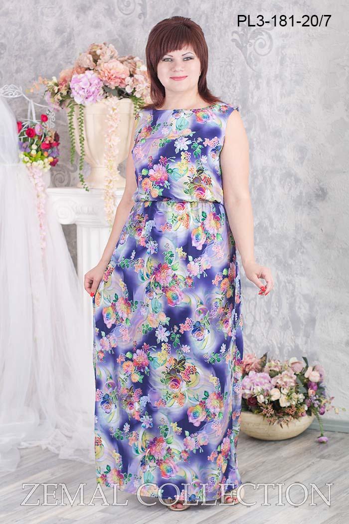Платье PL3-181