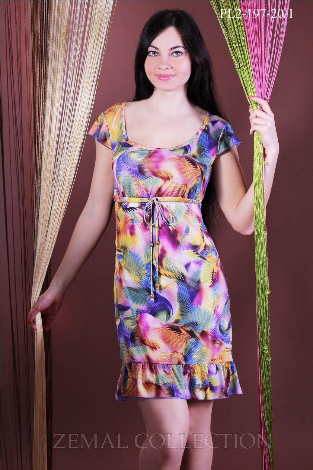 Платье PL2-197