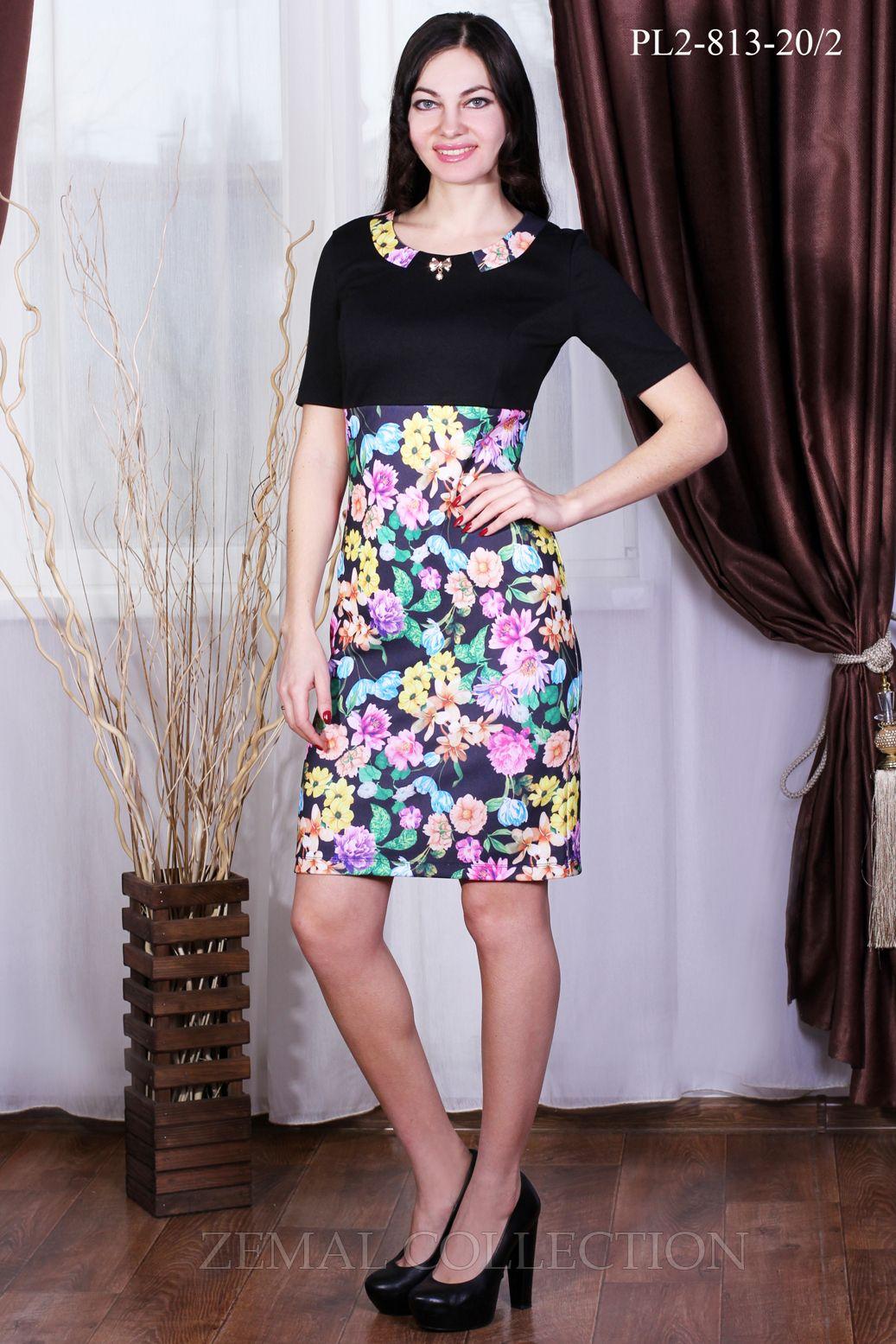 Платье PL2-813