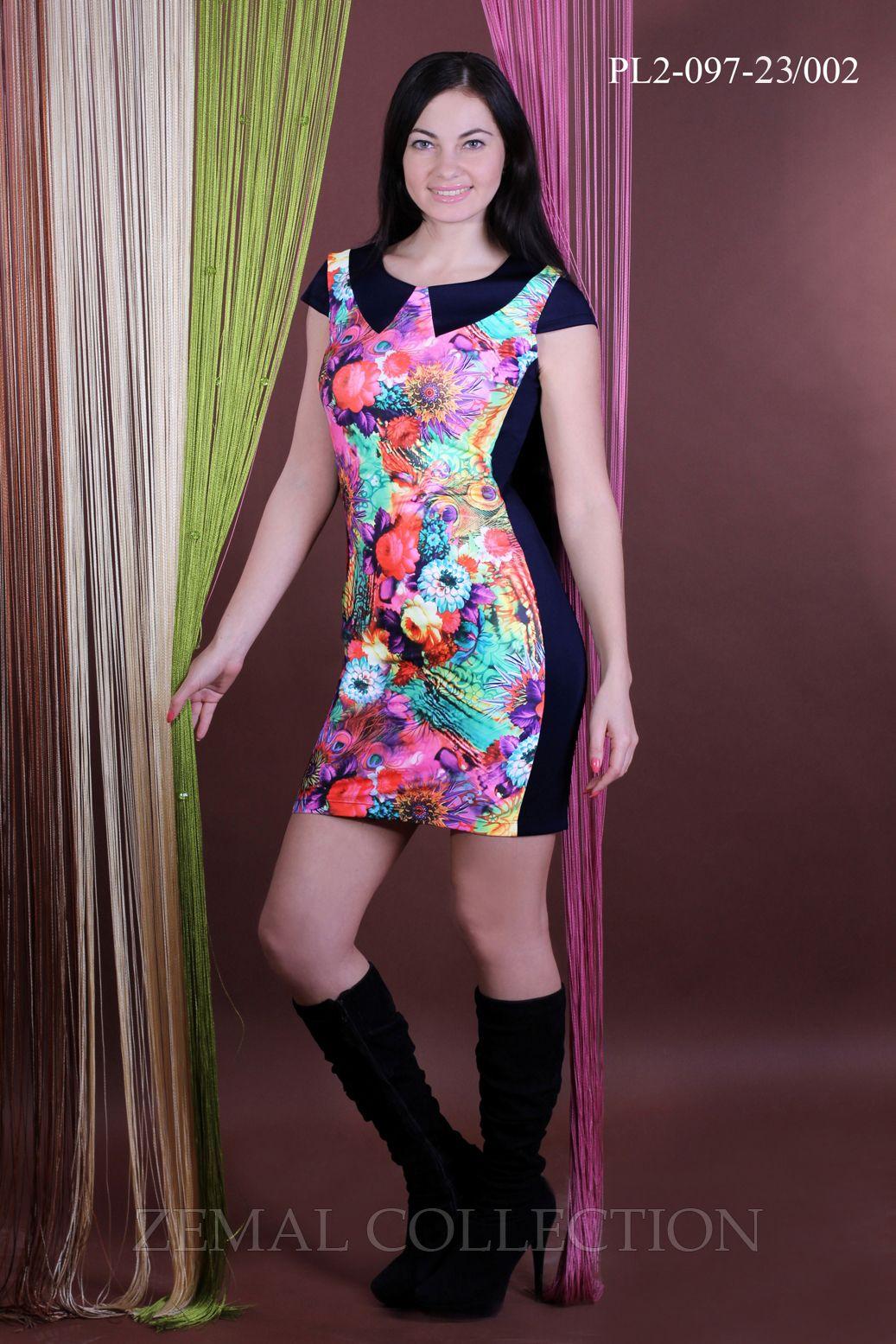 Платье PL2-097