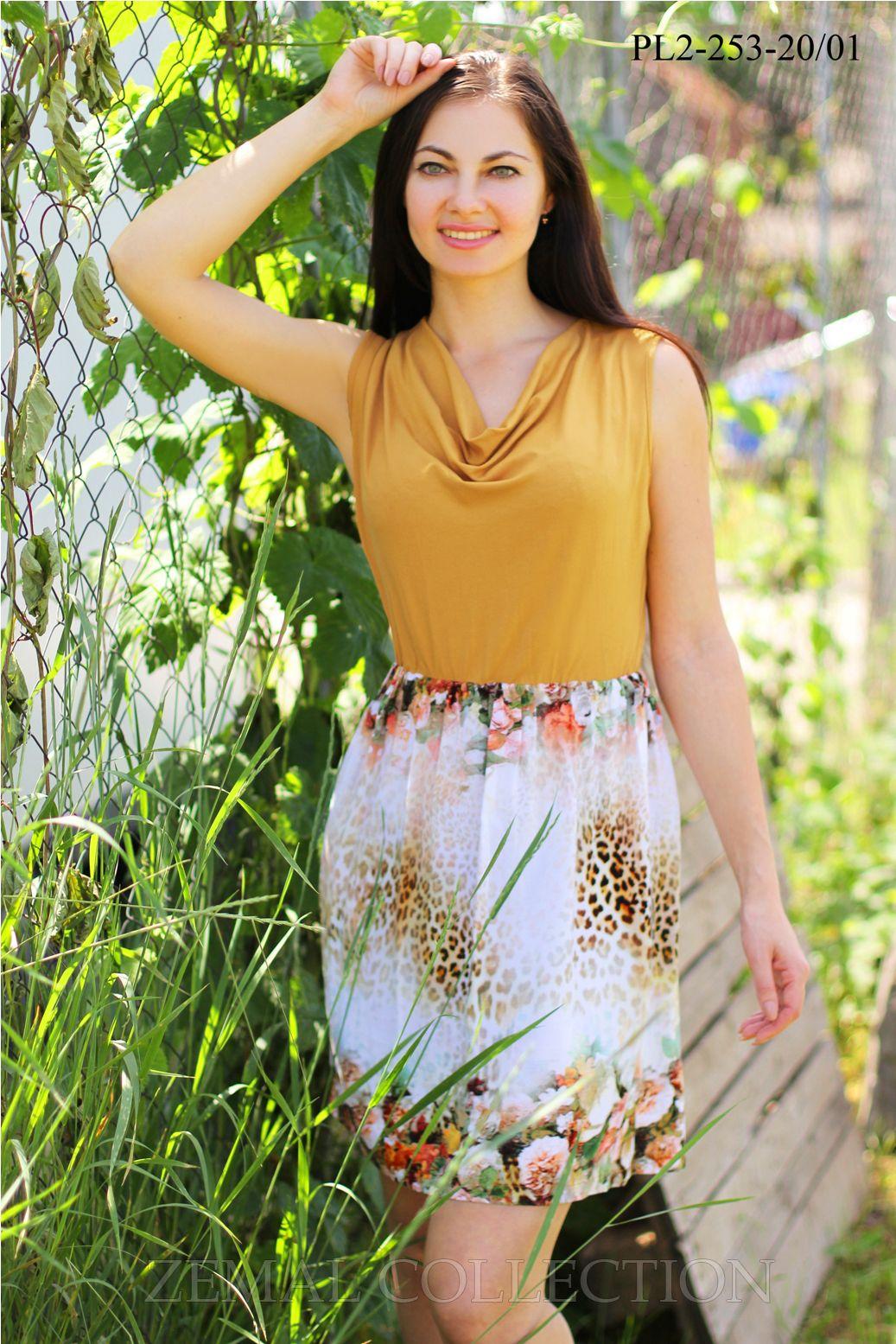 Платье PL2-253
