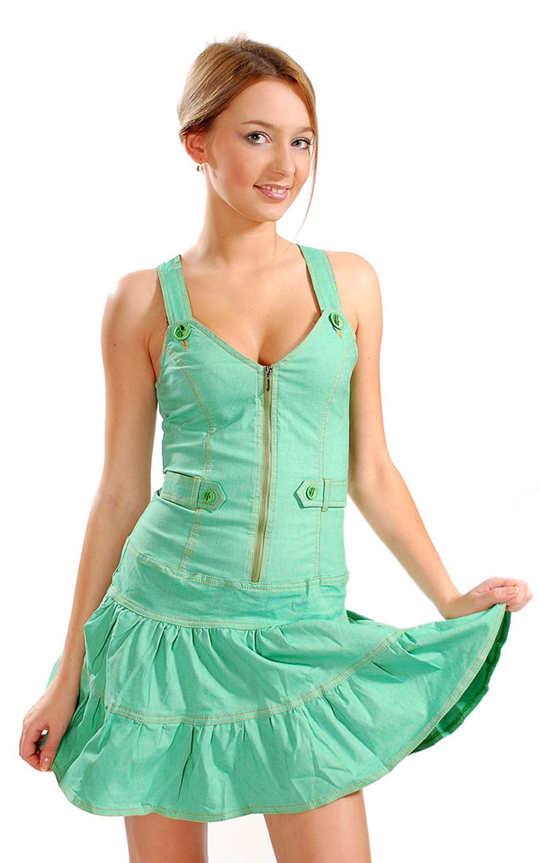 Сарафан женская одежда доставка