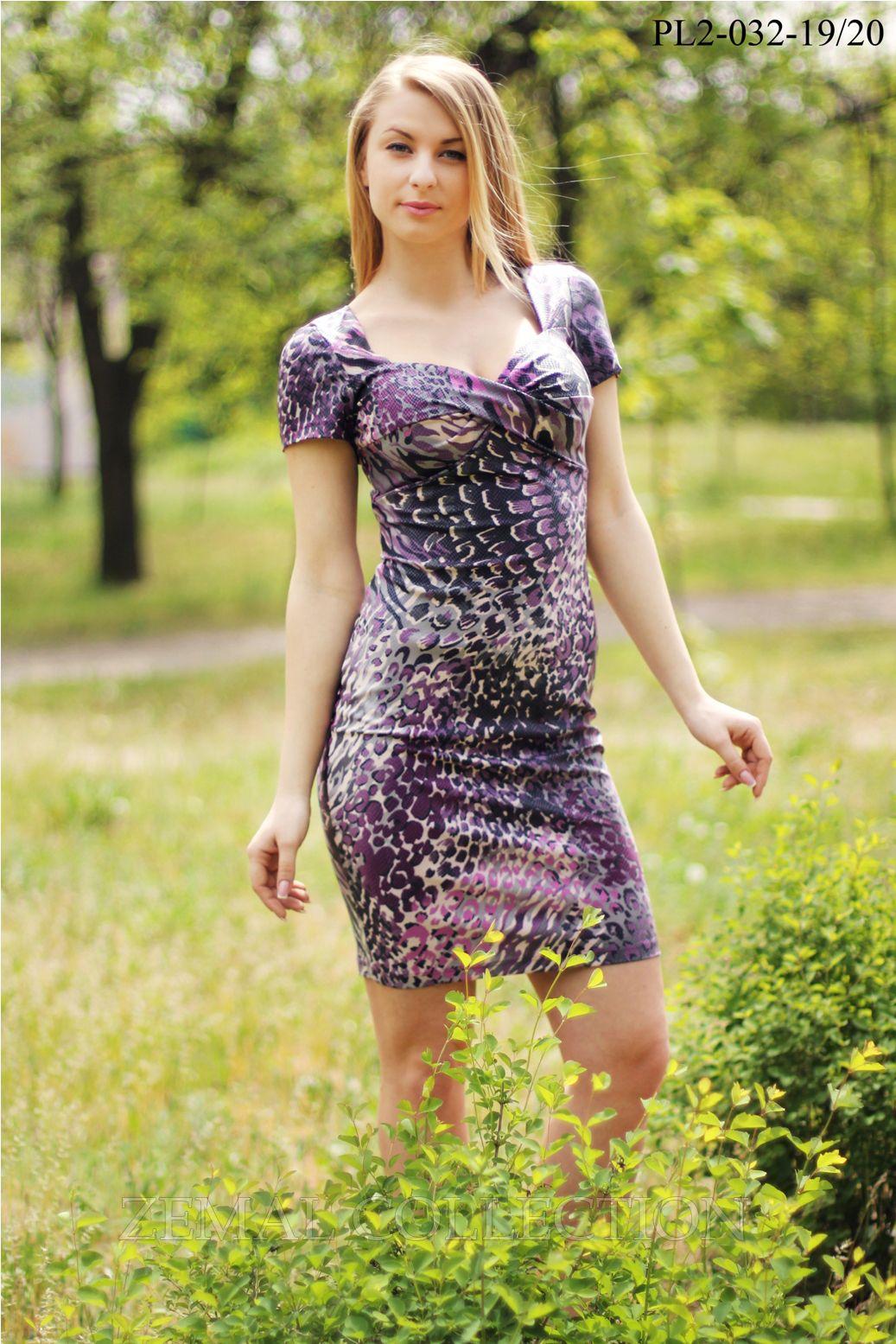 Платье PL2-032