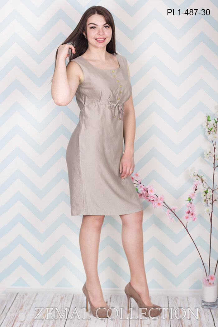 Платье PL1-487