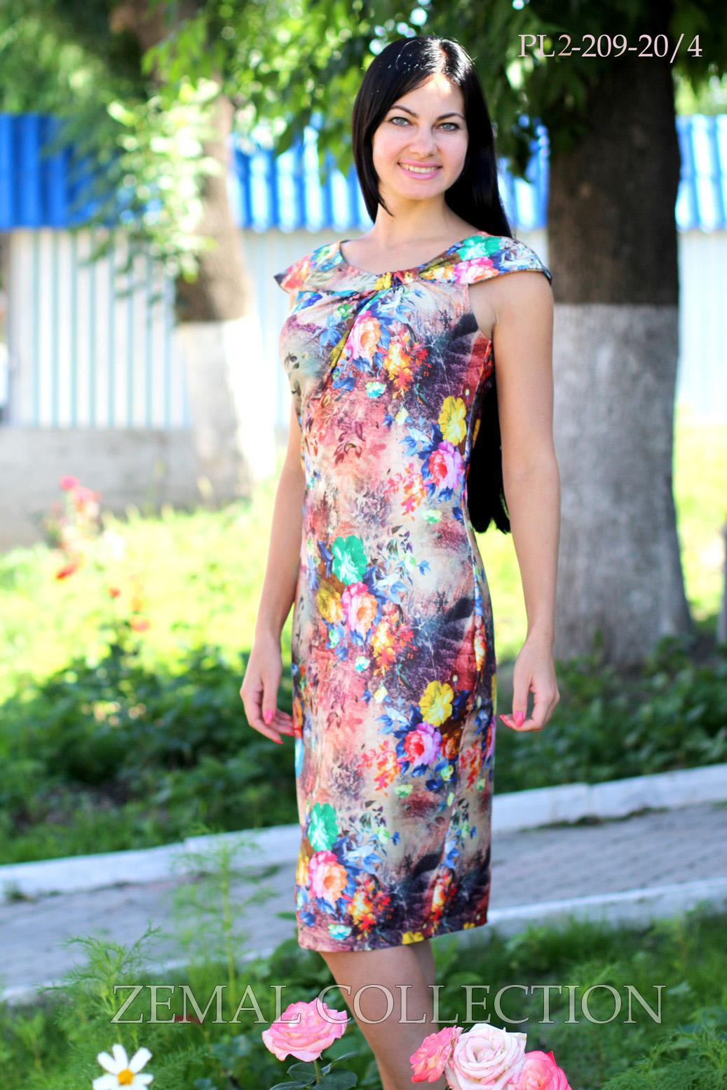 Платье PL2-209