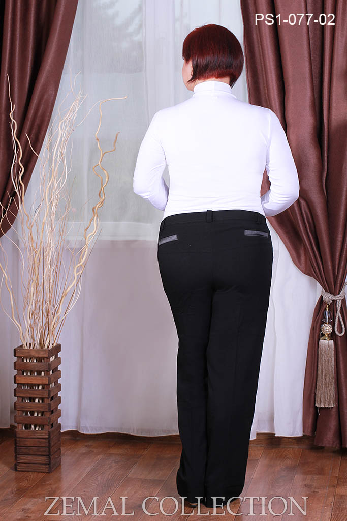 Недорогие женские брюки больших размеров