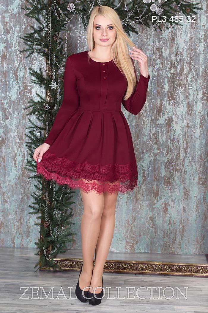 Платье PL3-485