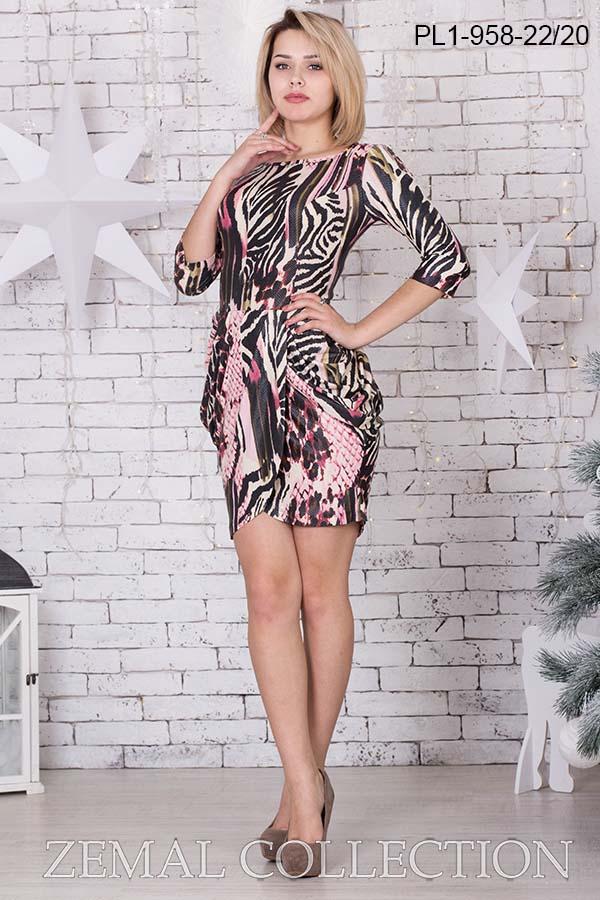 Платье PL1-958