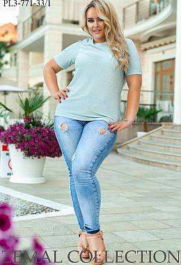 Жіночі футболки великих розмірів від виробника 760394624314f