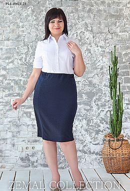 5e62d331e17 Женская одежда больших размеров оптом от производителя «Zemal»