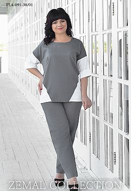 0f6432afa15b28 Купити одяг оптом від виробника «Земал»