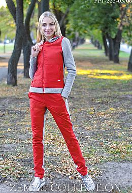 Жіночі спортивні костюми оптом від виробника - Zemal 7164c8217692f