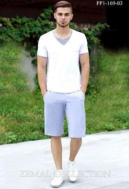 Купити чоловічі шорти оптом від виробника Земал f1fe9da1ca768