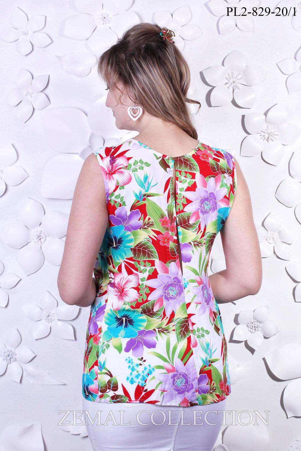 Блуза PL2-829 купить на сайте производителя