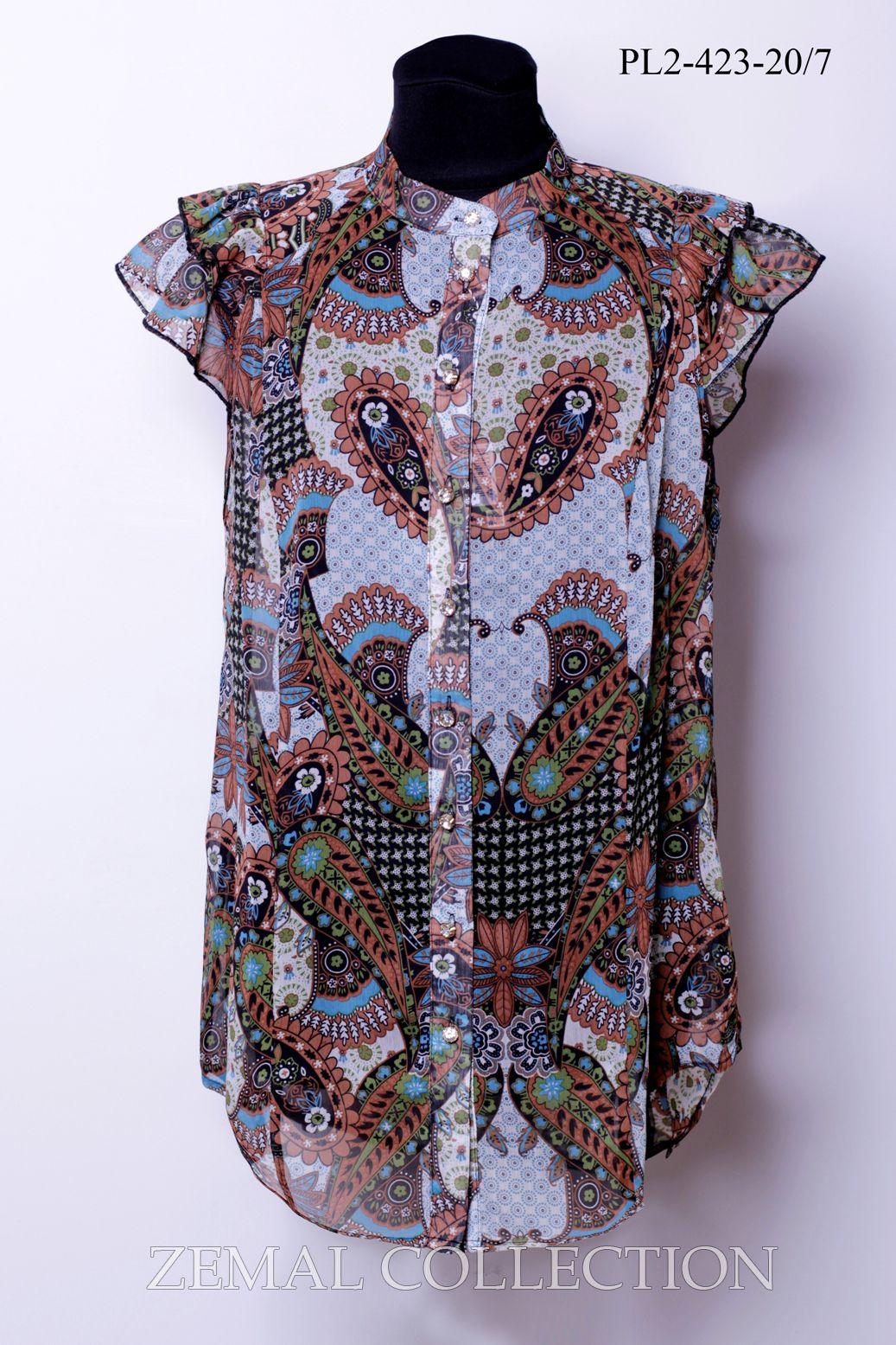 Блузка pl2-423 купить на сайте производителя