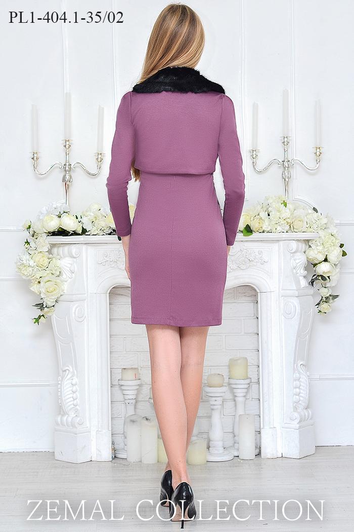 Платье + болеро - PL1-404.1 купить на сайте производителя