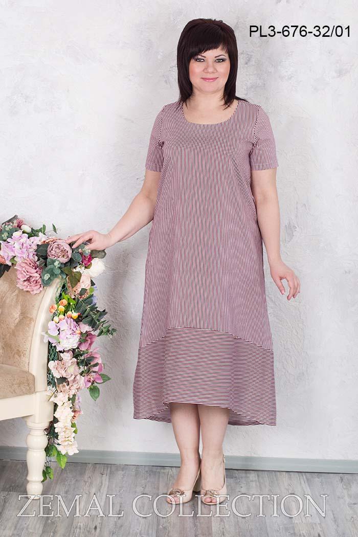 7c61d05c403257a Купить платье PL3-676 большого размера недорого в Украине