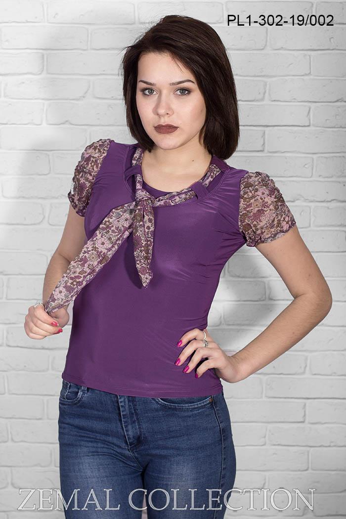 Блуза PL1-302 купить на сайте производителя