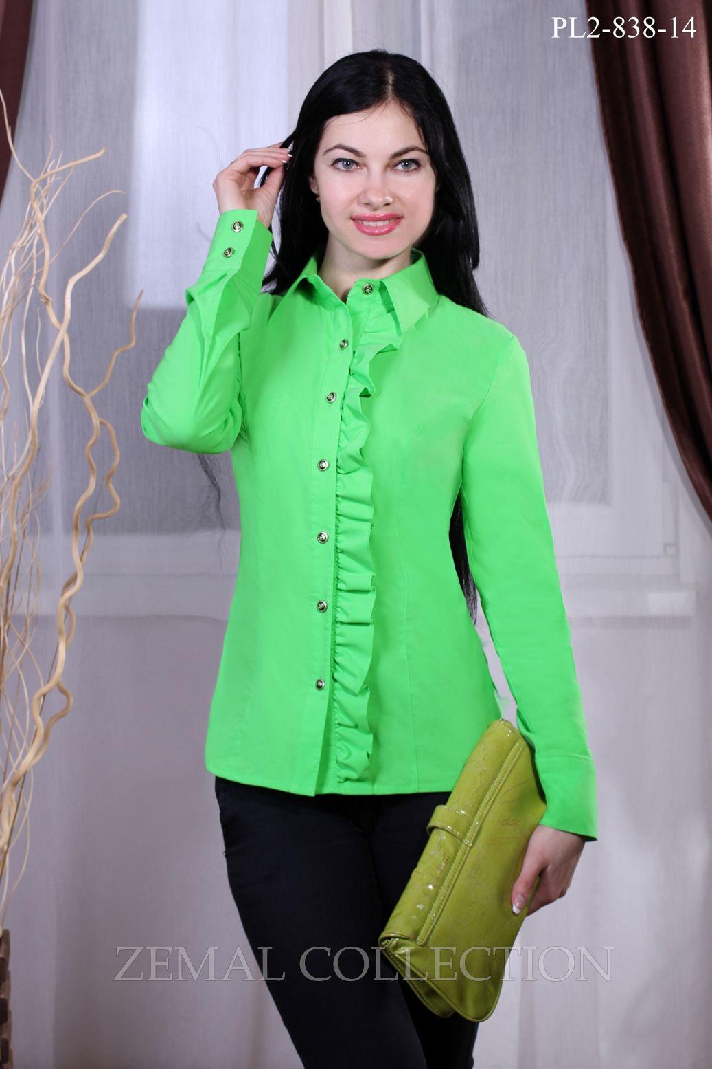 Блуза PL2-838 купить на сайте производителя