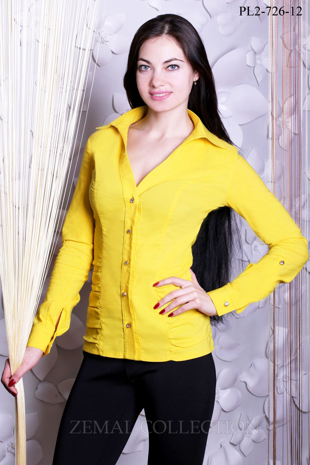 Блуза PL2-726 купить на сайте производителя