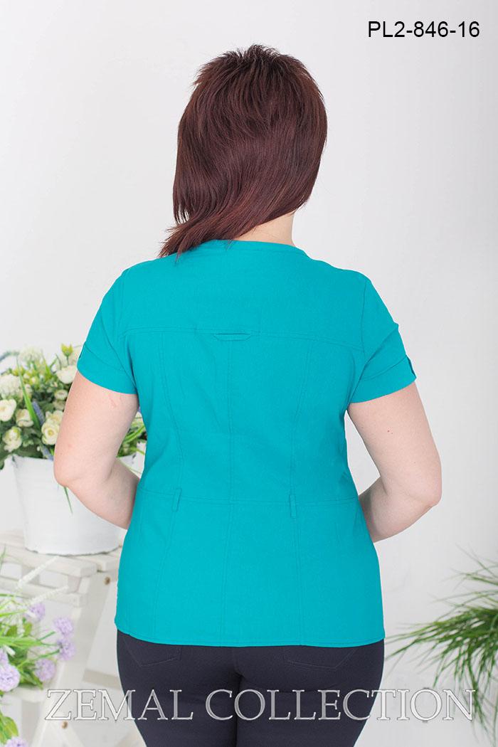 Блуза PL2-846 купить на сайте производителя