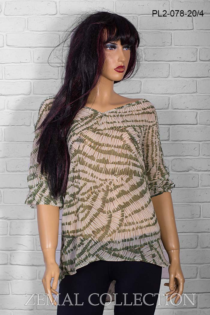 Блуза PL2-078 купить на сайте производителя