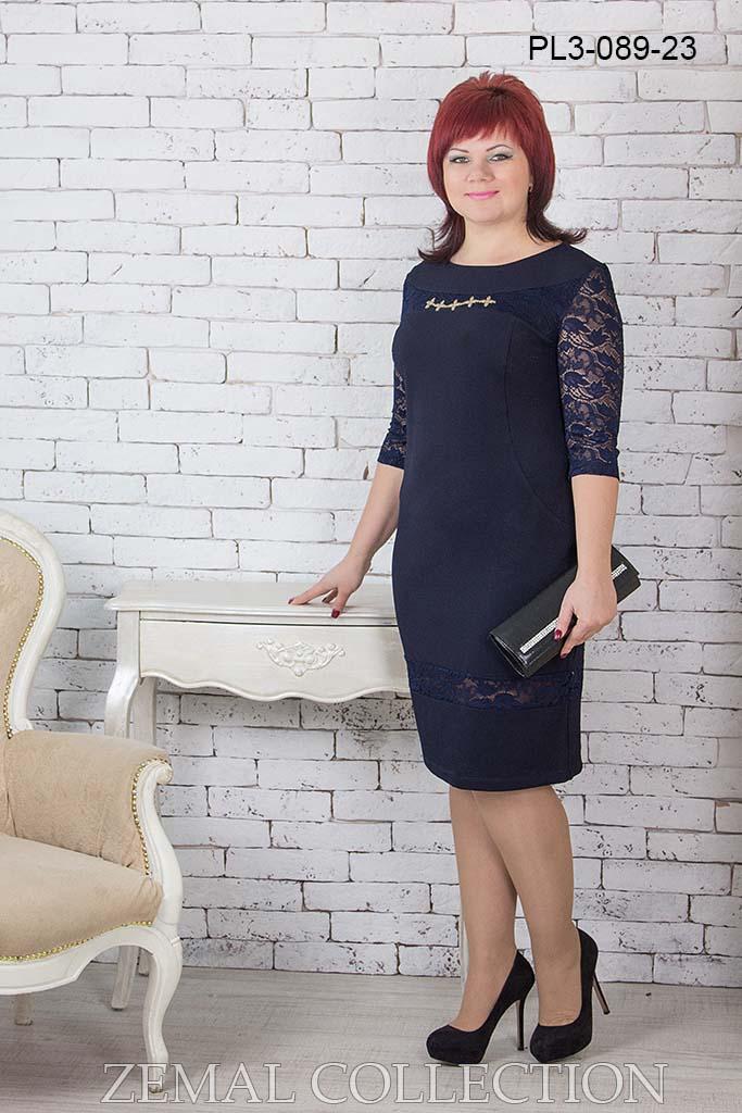 купить платье Pl3 089 большого размера недорого в украине