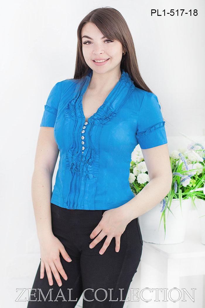 Блуза PL1-517 купить на сайте производителя