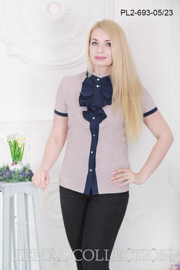 Блузка pl2-693 купить на сайте производителя