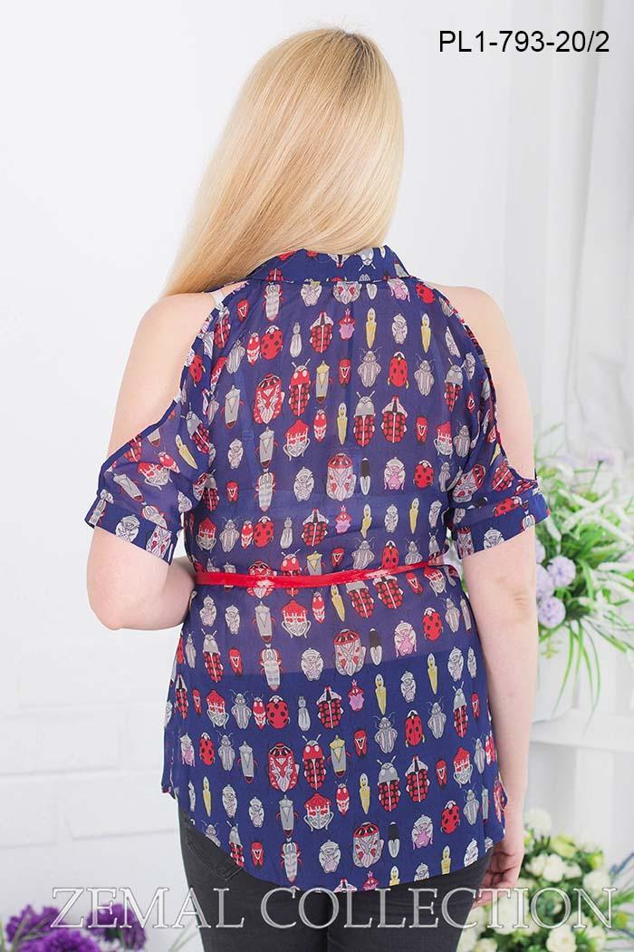 Блузка pl1-793 купить на сайте производителя