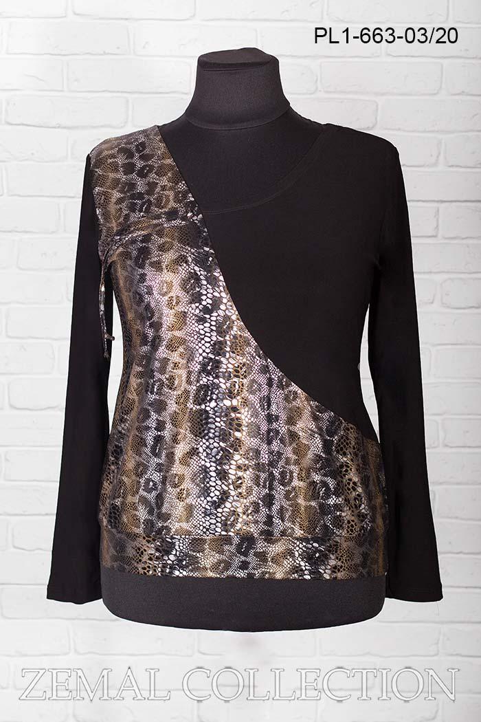 Блуза PL1-663 купить на сайте производителя