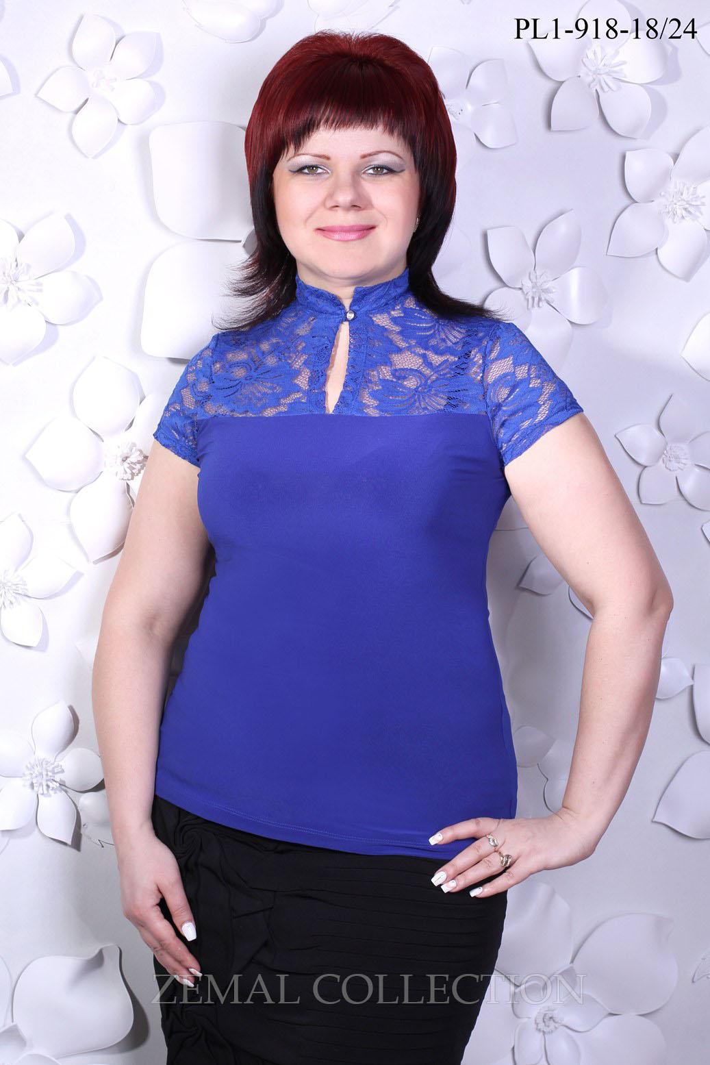 Блуза PL1-918 купить на сайте производителя
