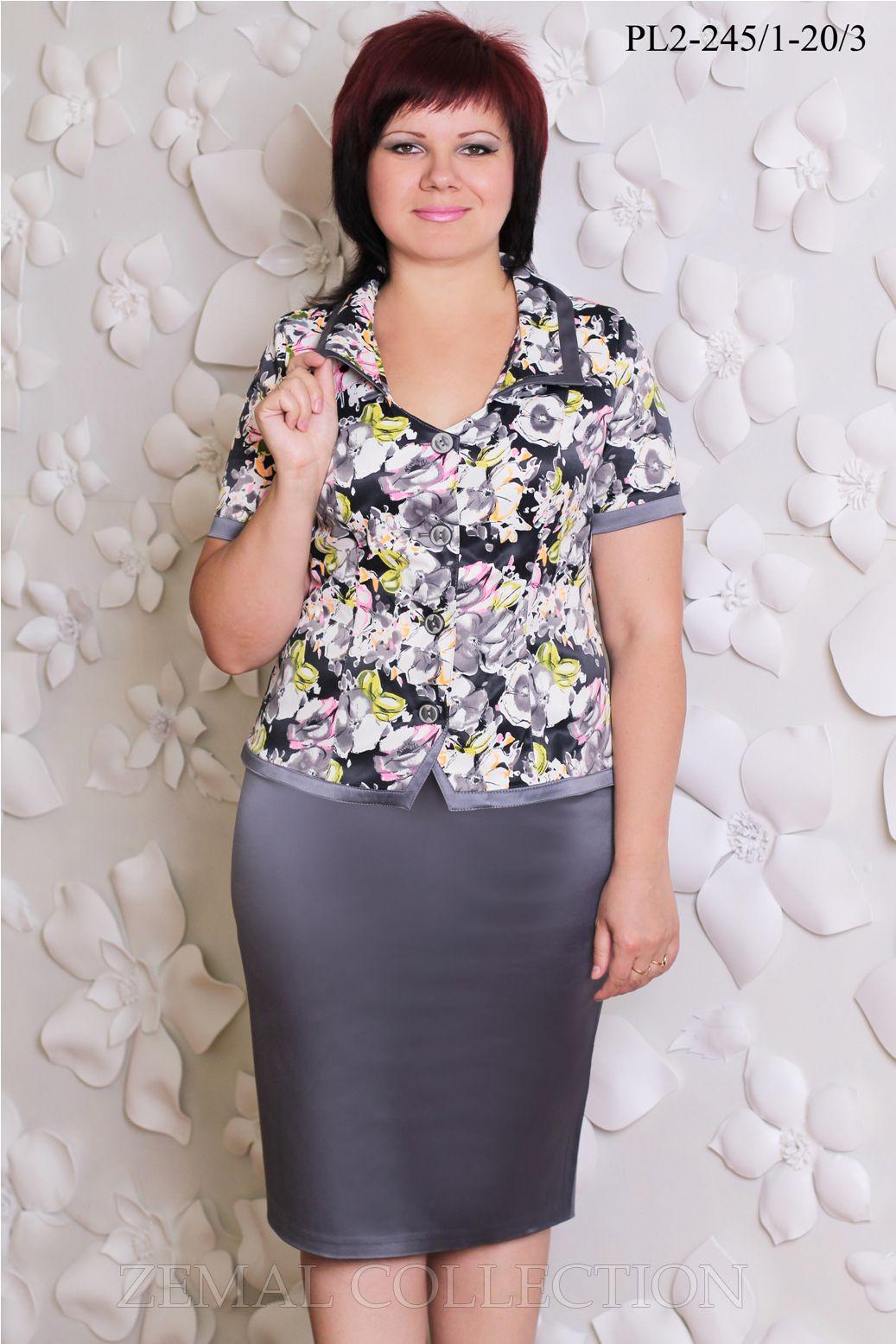 Жакет+юбка PL2-245.1 купить на сайте производителя