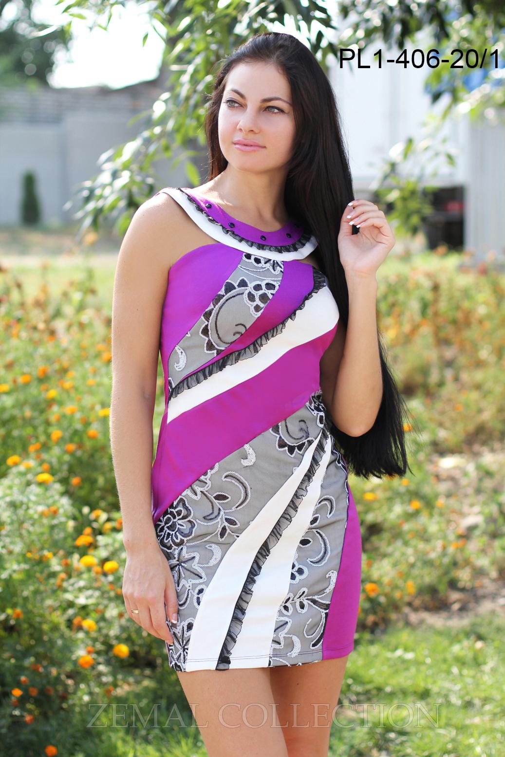 Платье PL1-406 купить на сайте производителя