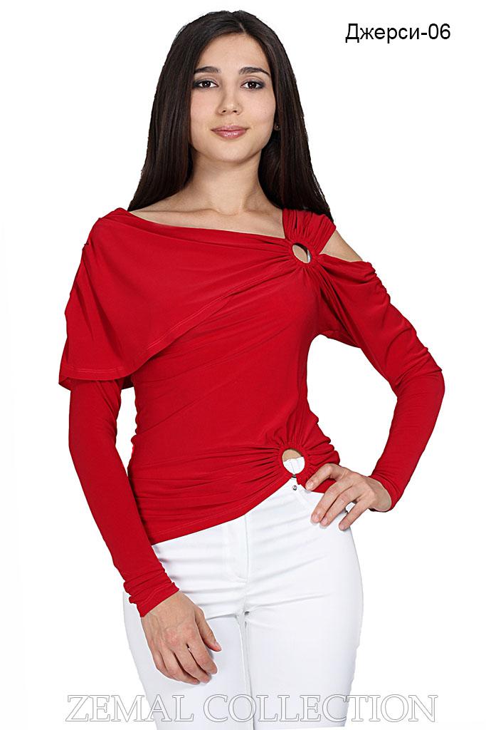 Блуза Джерси купить на сайте производителя