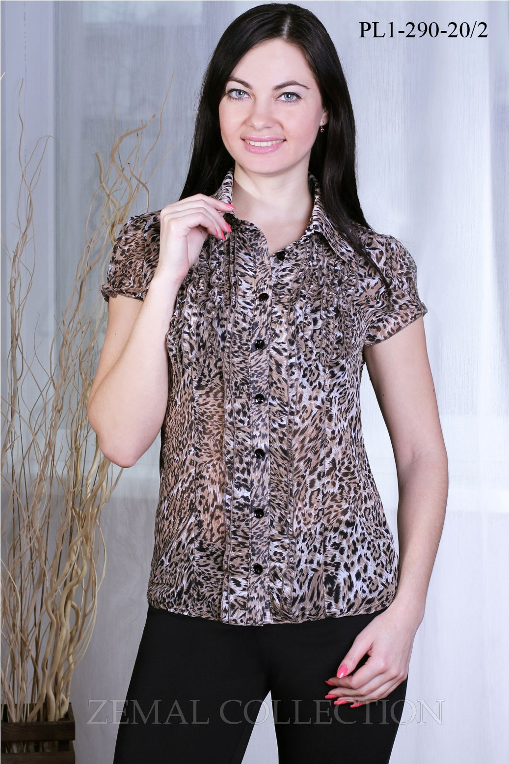 Блуза PL1-290 купить на сайте производителя