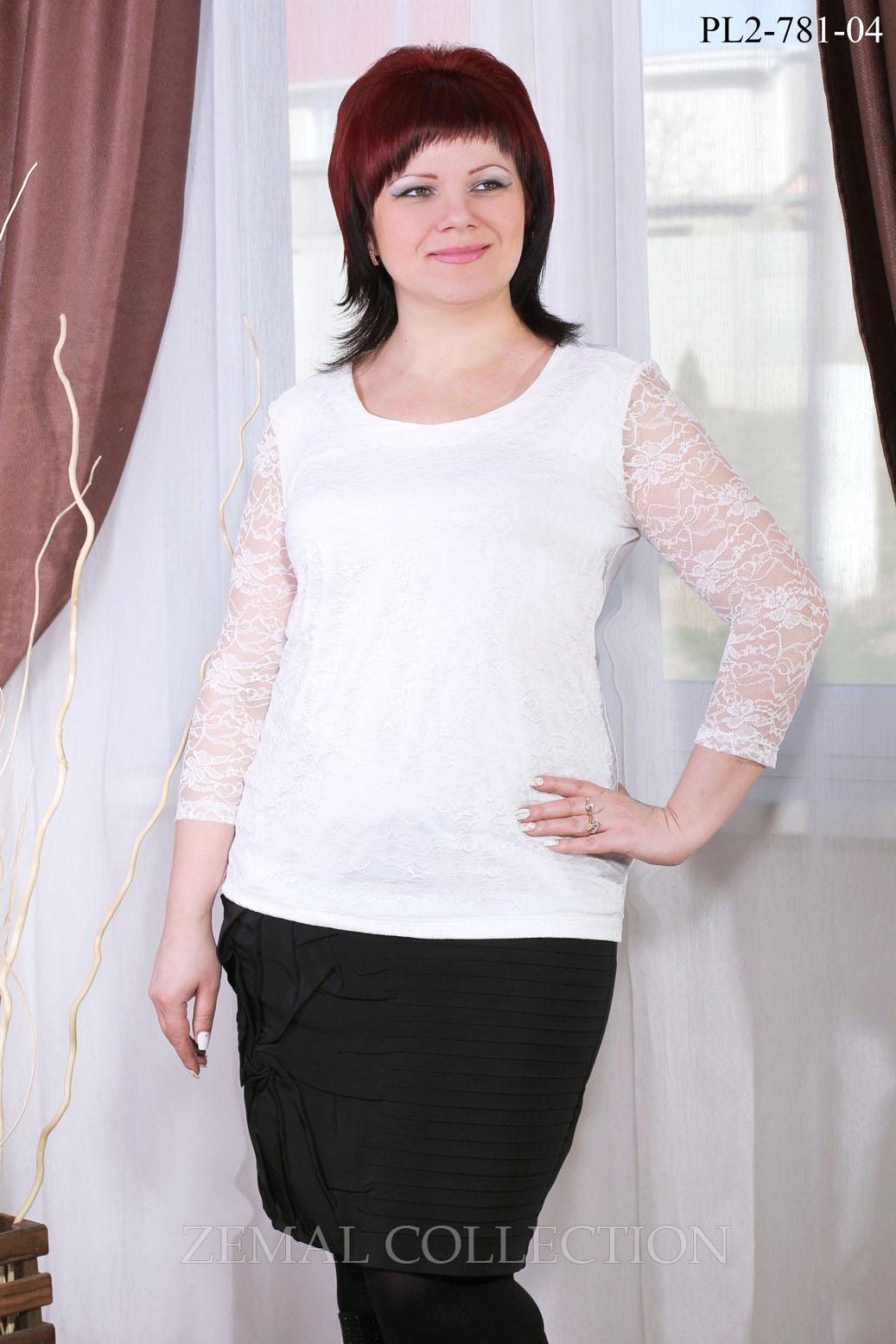 Блуза PL2-781 купить на сайте производителя