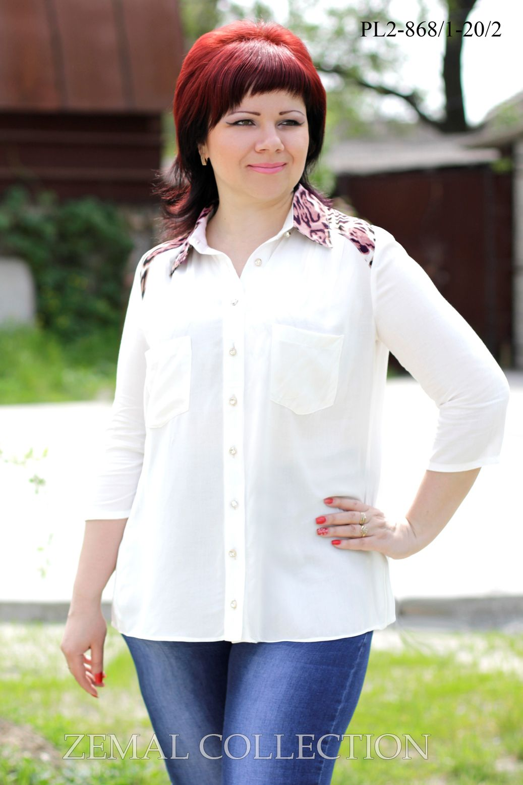 Блуза PL2-868.1 купить на сайте производителя