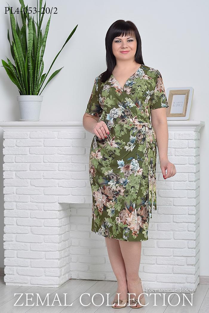 69f84f27bc6 Купить платье PL4-053 большого размера недорого в Украине